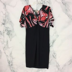Jonathan Martin Abstract Black Dress 14